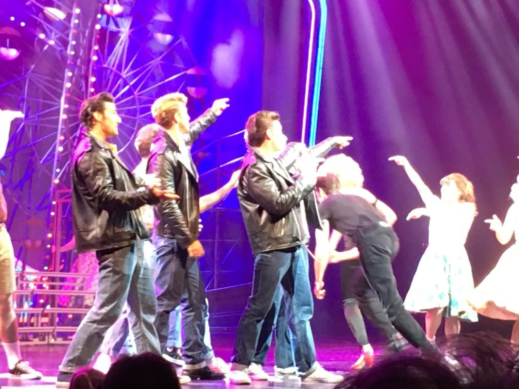 Entertainment on Harmony of the Seas Grease the Musical