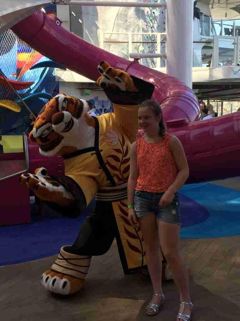 Dreamworks Experience Royal Caribbean