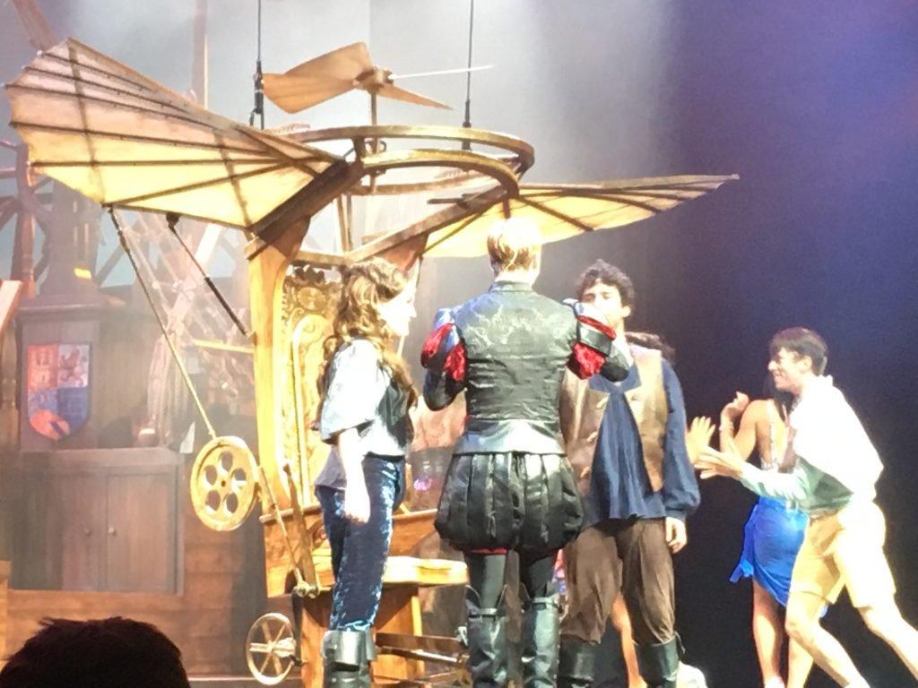Entertainment on Harmony of the Seas