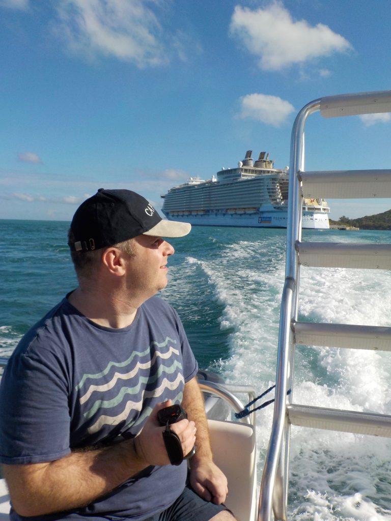 Labadee Haiti Allure of Seas
