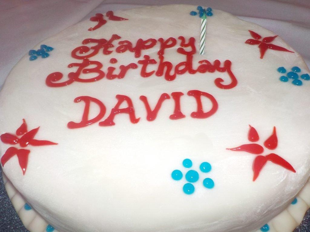 Correct Birthday Cake