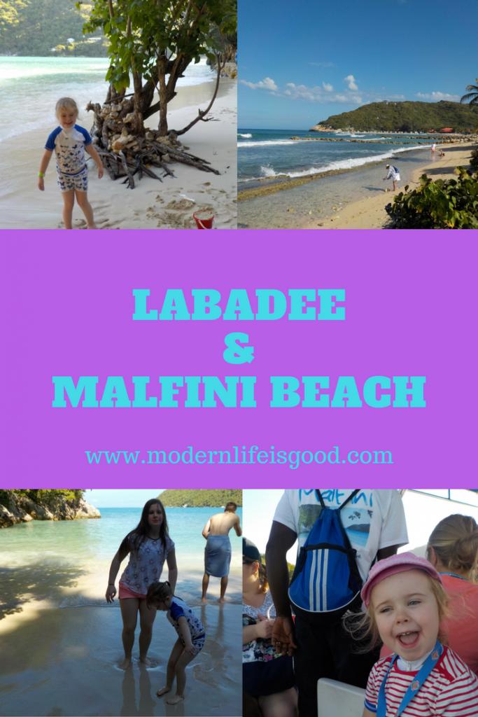 Review of Labadee & Malfini Beach Haiti