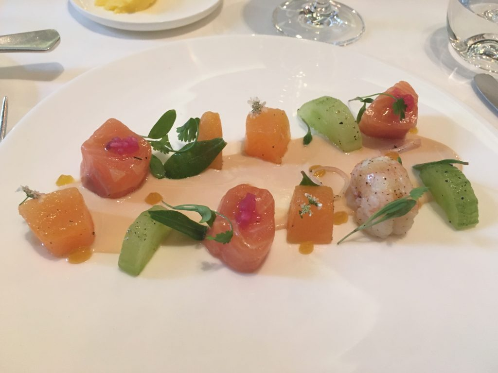 Marcus Review Michelin Star dining