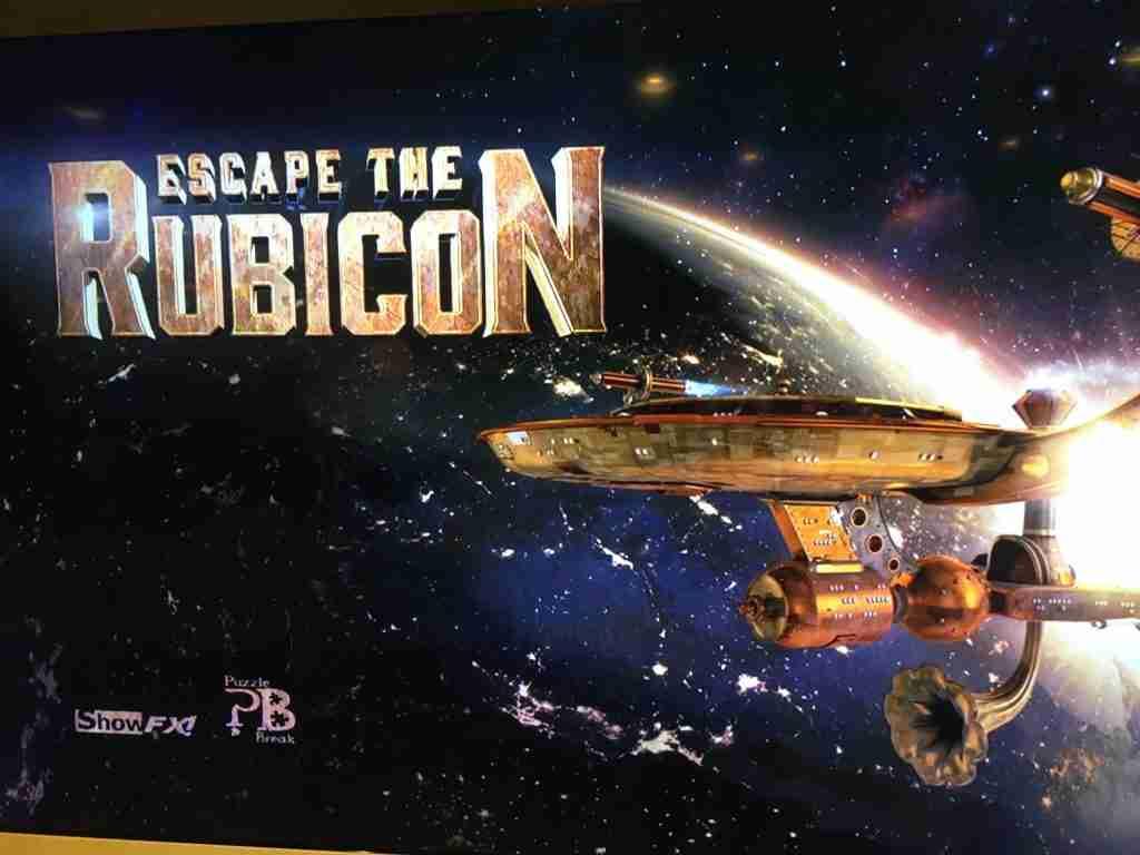 Escape the Rubicon Puzzle Escape Room Harmony of the Seas