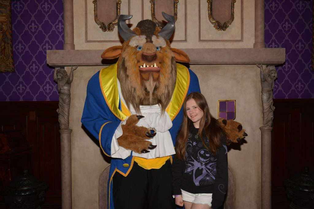 Meeting the Beast at be Our guest