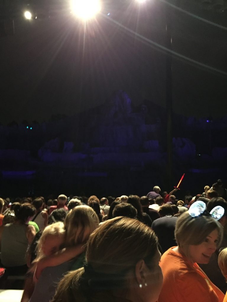 Fantasmic Hollwood Studios cancelled Due to Technical fault
