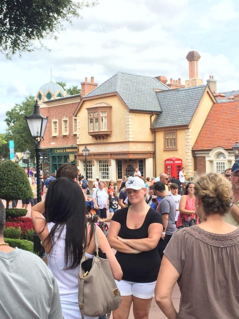 United Kingdom EPCOT Walt Disney World