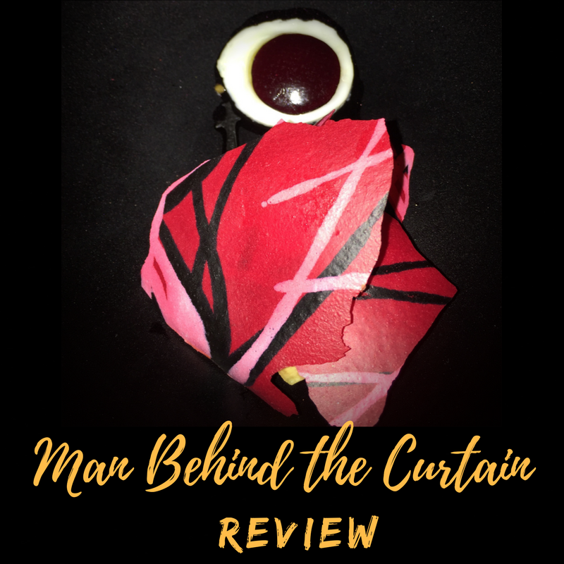 review of man behind the Curtain michelin star restaurant in leeds