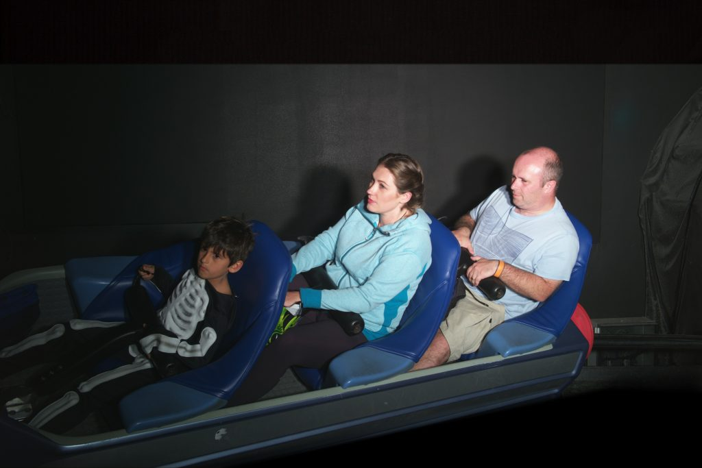 Grab a Fastpass+ for Space Mountain