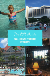 With over 30,000 hotel rooms; 3,000 Disney Vacation Club units & 799 campsites the accommodation options in Walt Disney World are numerous. Disney World Resorts provide unique theming, accommodation to suit a range of budgets & the opportunity to stay in the middle of the action. Our beginners guide to Walt Disney World Resorts has been updated for 2018.