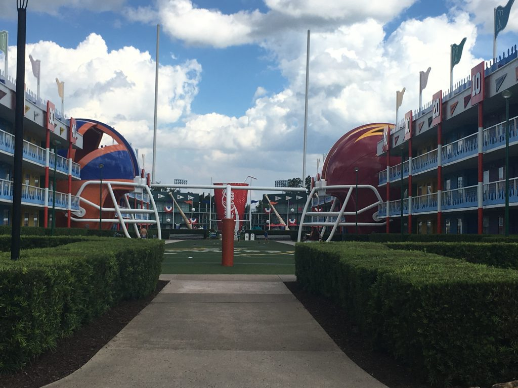 All Star Sports Resort Guide to Walt Disney World