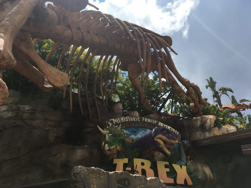 T-Rex Cafe Review Disney Springs