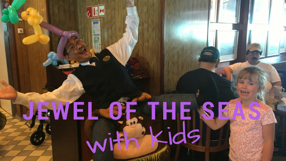 Jewel of the Seas with Kids