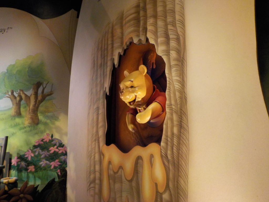 The Many Adventures of Winnie the Pooh Fantasyland
