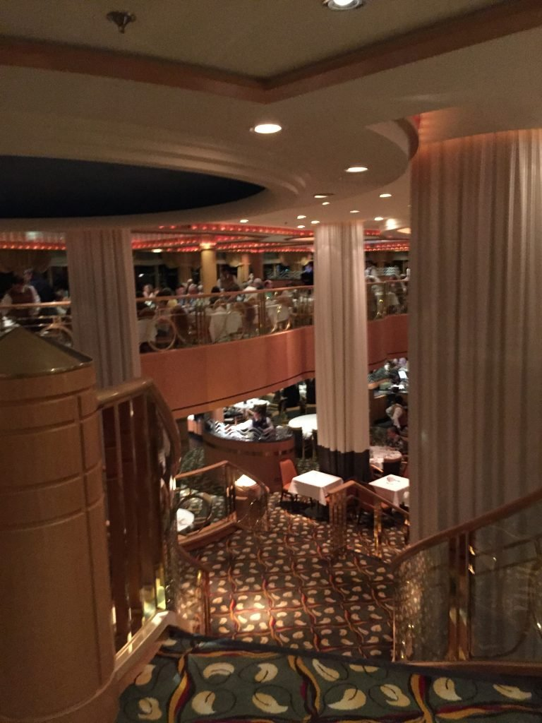 Tides Dining Room Jewel of the Seas