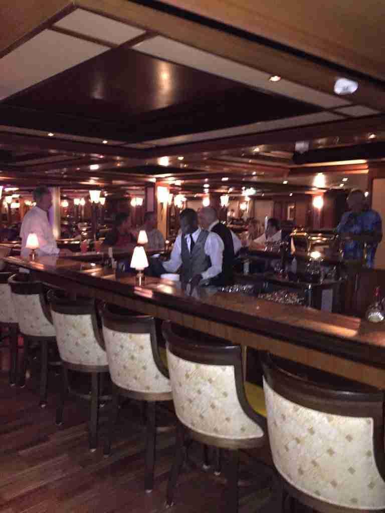 Safari Club Bar Jewel of the Seas