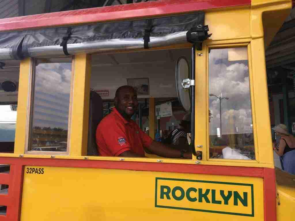 Barbados Beach Hop Rocklyn Bajan Bus