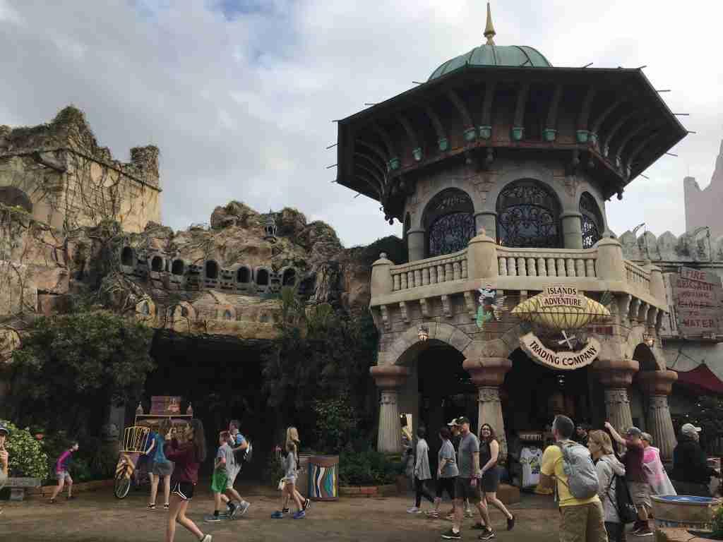 Islands of Adventure Universal Orlando Resort