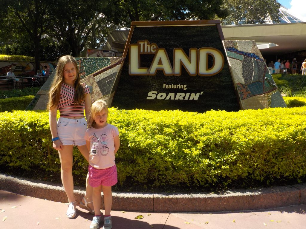 The Land featuring Soarin around the World EPCOT