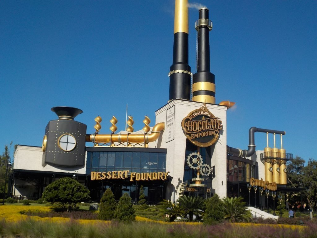 Chocolate Emporium Universal Orlando Must-Do