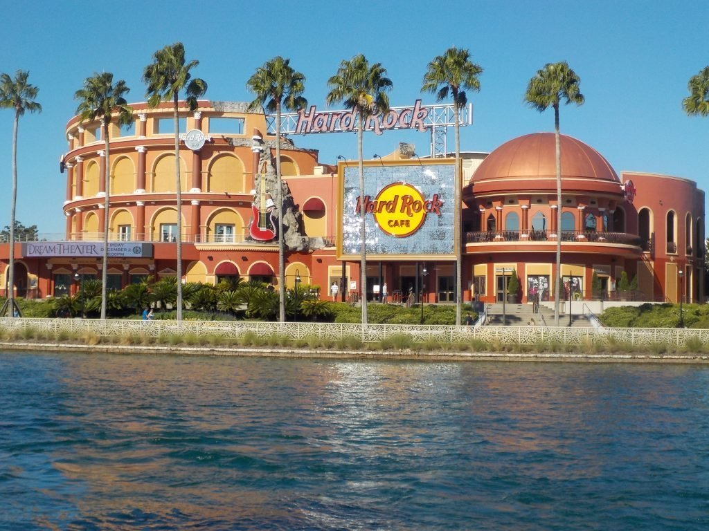 Hard Rock Cafe at Universal City Walk Orlando