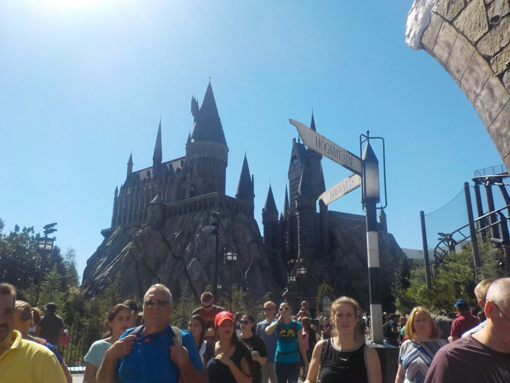 Wizarding World of Harry Potter Universal Orlando Resort Universal Studios Islands of adventure