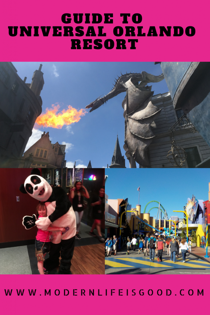 Our Guide to Universal Orlando Resort has hints & tips to plan your vacation plus information on all the biggest attractions.