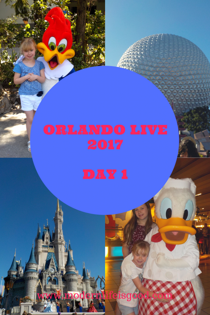 Orlando Live 2017 Day 1 Loews Royal Pacific, Uber and Virgin Aatlantic