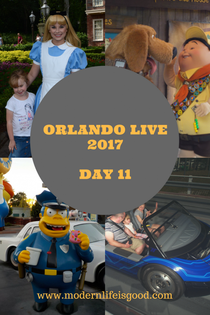 Orlando Live 2017 Day 11 Riverside Pool, French Quarter & EPCOT featuring a last ride on Universe of Energy