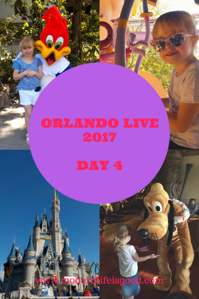 Orlando Live 2017 Day 4 EPCOT and Princess Storybook Dining