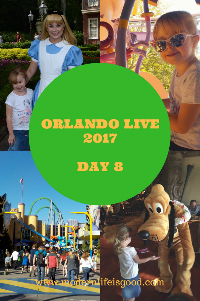 Day 8 Orlando Live 2017 Port Orleans Riverside and EPCOT Future World