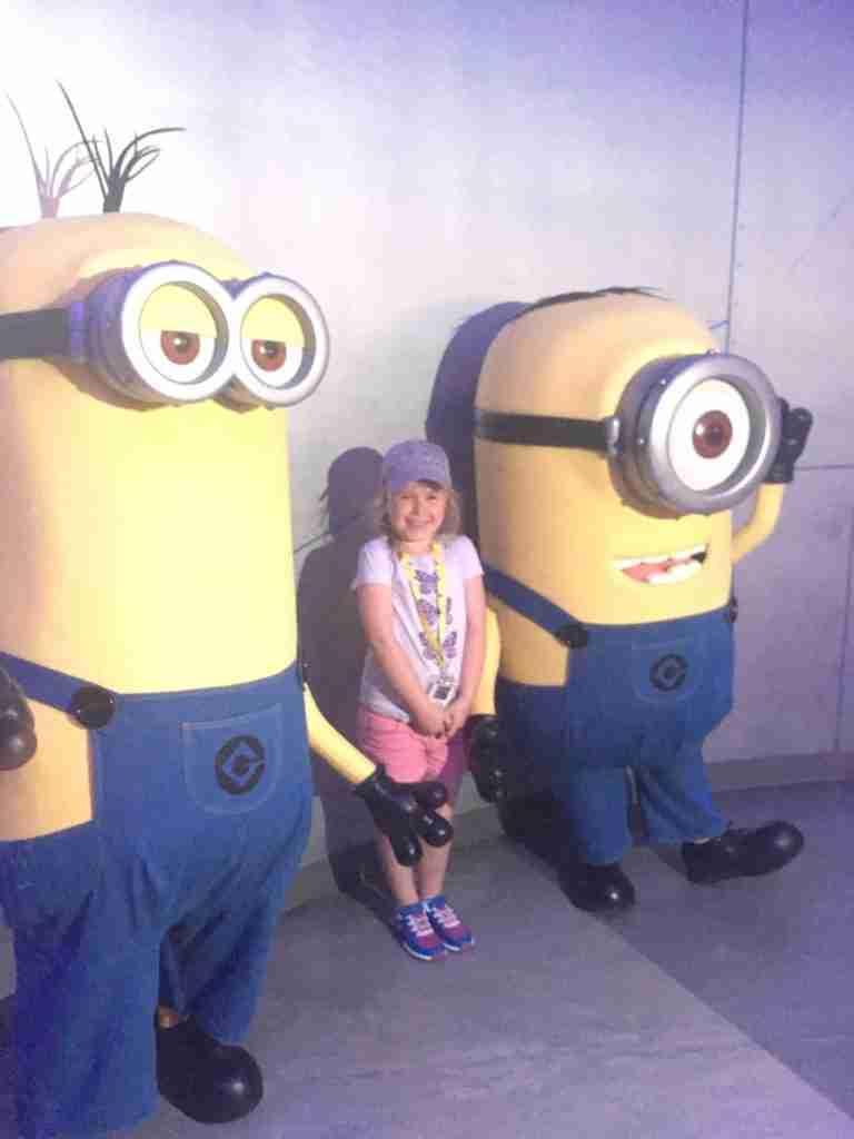 Find a Minion Universal Studios