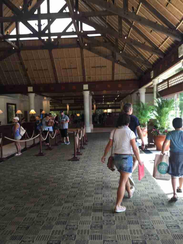 Loews Royal Pacific Resort Lobby