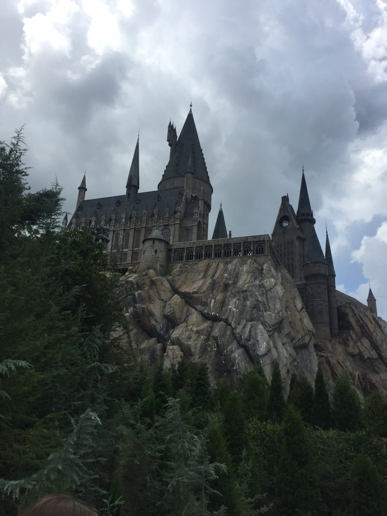 Hogwarts Islands of Adventure