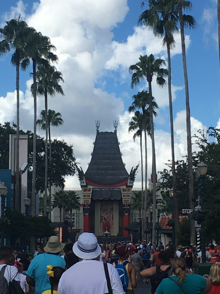 Hollywood Studios Chinese Theatre Hollywood Studios Fastpass Strategy