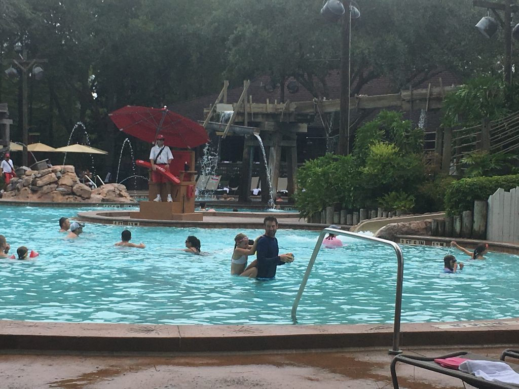 Pool Port Orleans Riverside