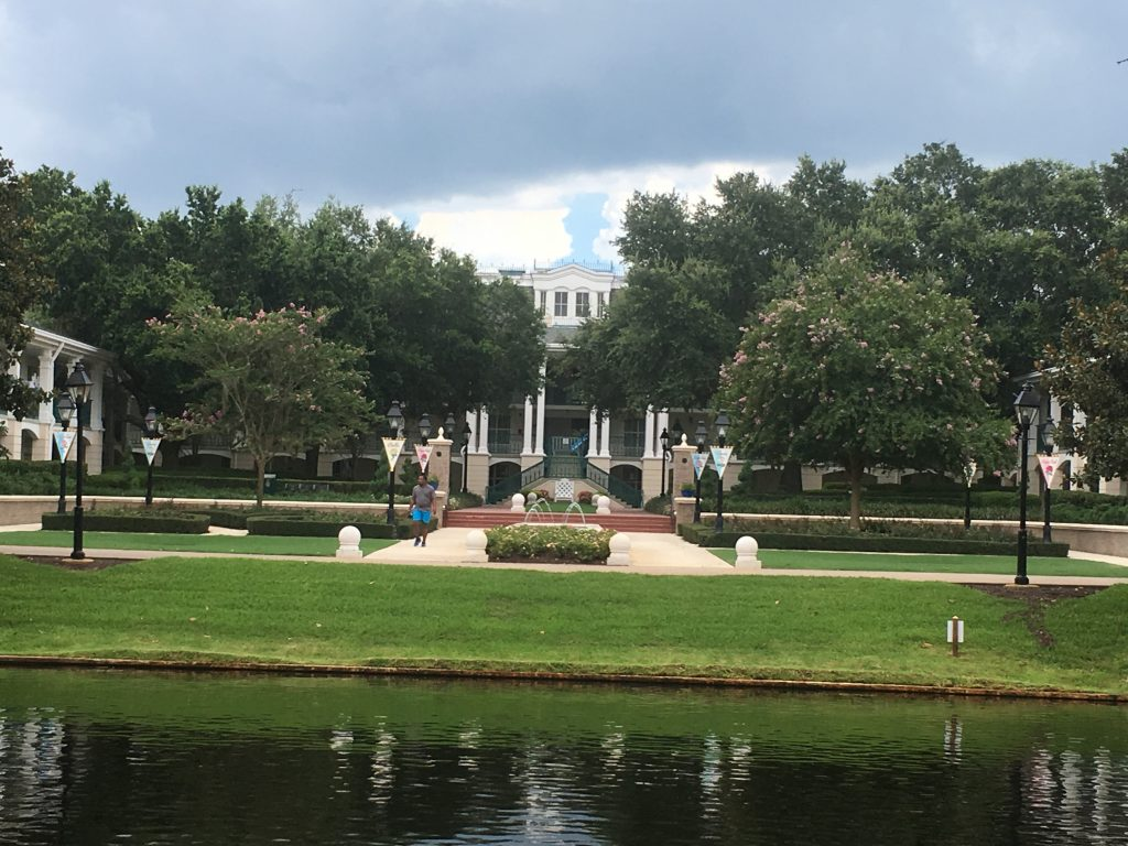 Disney's Port Orleans Resort - Riverside Mansions