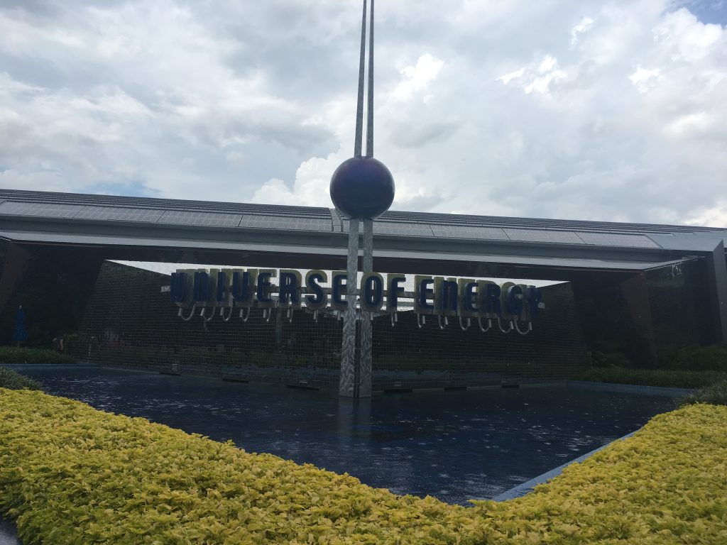 Universe of Energy EPCOT