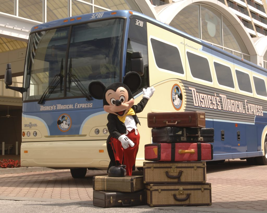 Disney's Magical Express Guide to Disney World Transport from Modern Life is Good