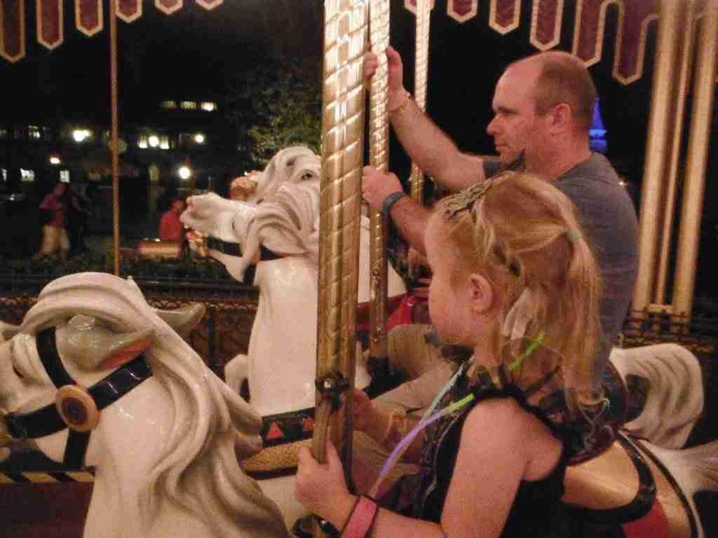 Carousel Fantasyland Fascinating Facts Magic Kingdom