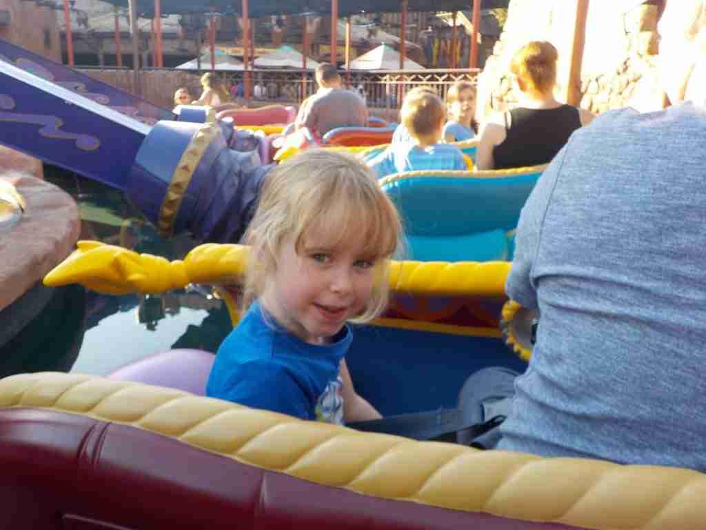 Riding magic Carpets of Aladdin Attractions to Skip at The Magic Kingdom