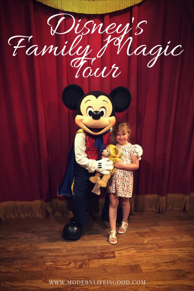 Disney's Family Magic Tour Review