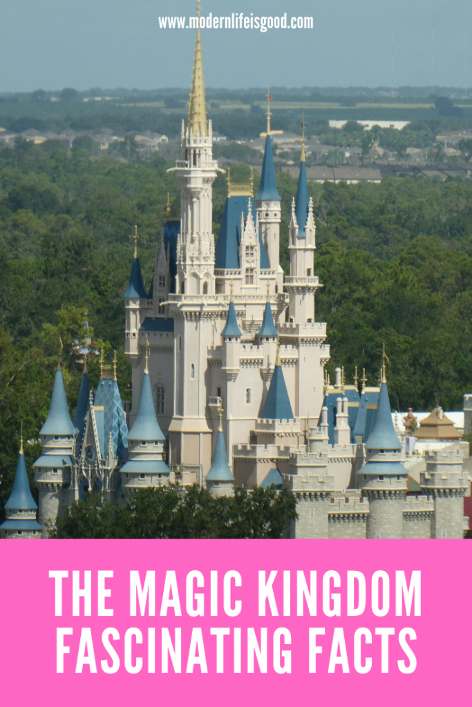 Here are our favorite Magic Kingdom Fascinating Facts. How many do you know?