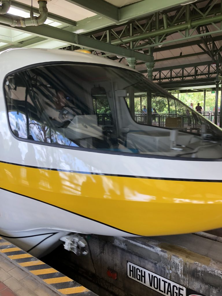 Walt Disney World Monorail Walt Disney World Essential Guide