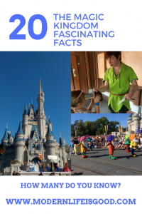 Walt Disney World Facts are very popular with our readers. Here are our Top 20 Magic Kingdom Fascinating Facts. How many do you know?