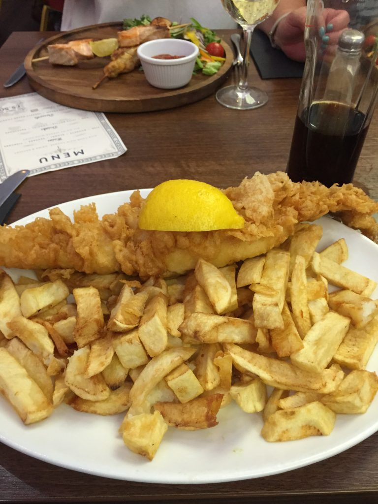 Papa's Fish & Chips