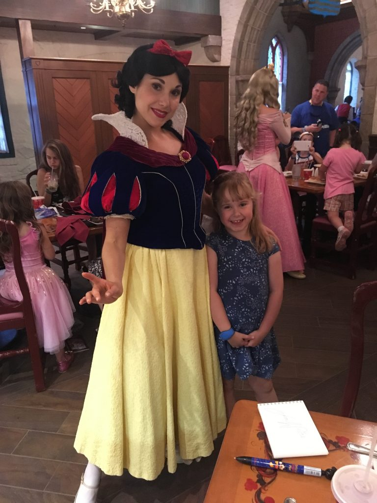 Character meals walt disney world for beginners