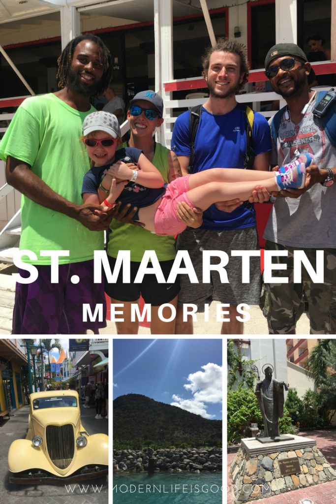 would like to discuss some of my memories from St. Maarten including the capital Philipsburg which has received severe damage following Hurricane Irma.
