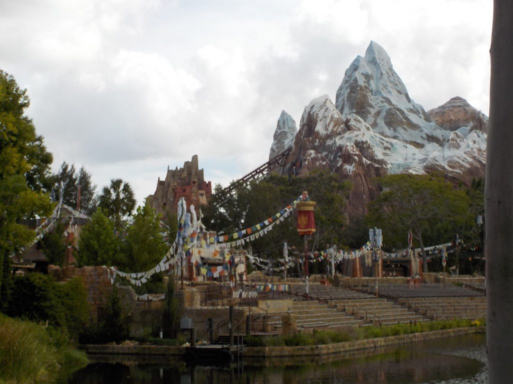expedition Everest Single Rider
