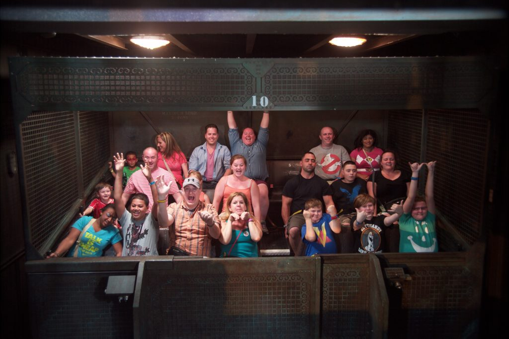 Tower of Terror Hollywood Studios
